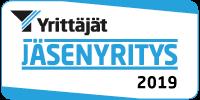 Suomen Yrittäjät -jäsenyritys